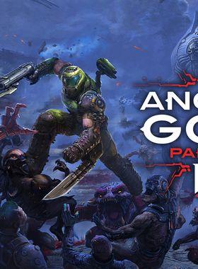 Doom Eternal: The Ancient Gods Key Art