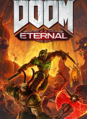 Doom: Eternal Key Art