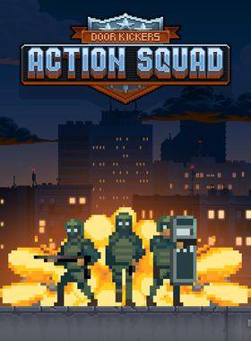 Door Kickers: Action Squad Key Art