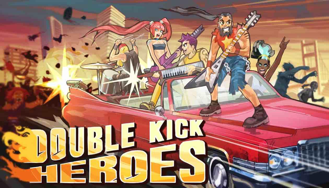 Double Kick Heroes