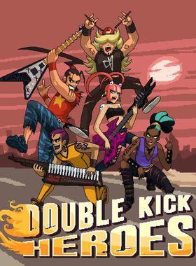 Double Kick Heroes Key Art