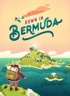 Down in Bermuda Key Art