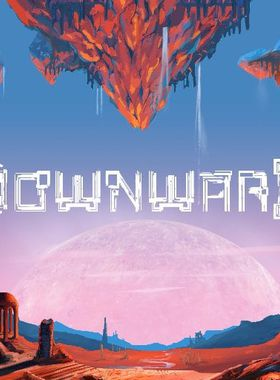 Downward Key Art
