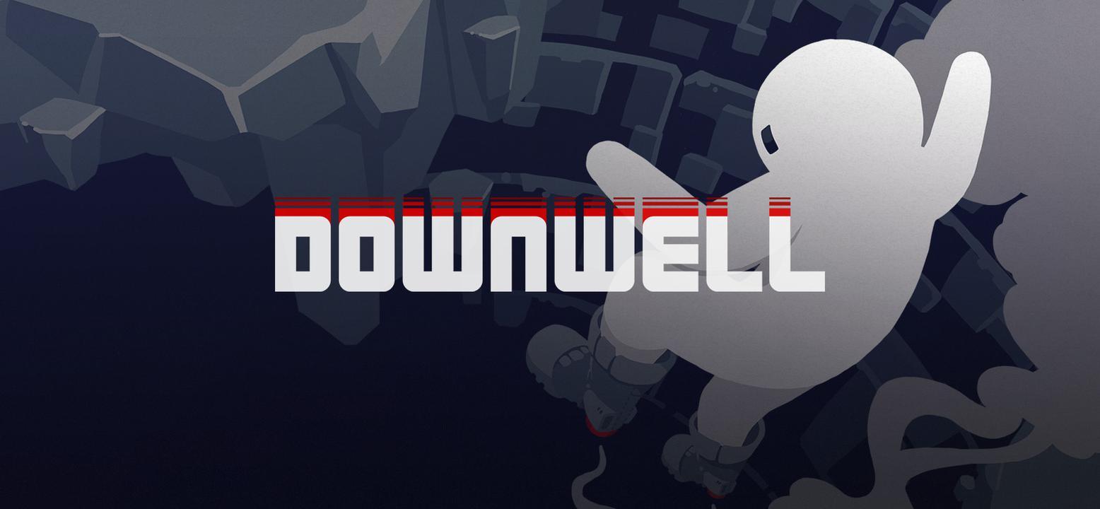Downwell Background Image