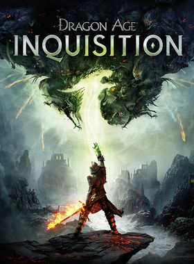 Dragon Age: Inquisition Key Art