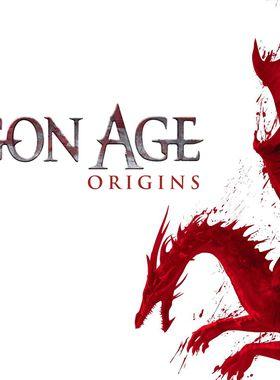 Dragon Age: Origins Key Art