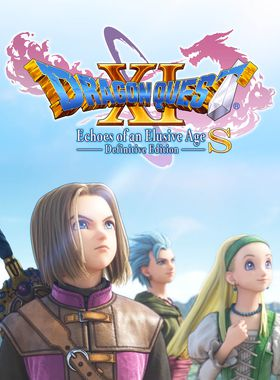 Dragon Quest 11 S: Echoes of an Elusive Age Key Art