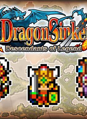 Dragon Sinker Key Art