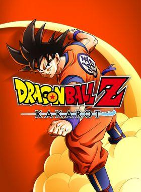 Dragon Ball Z: Kakarot Key Art