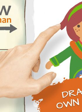 Draw A Stickman: EPIC 2 Key Art