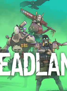 Dreadlands Key Art
