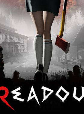 DreadOut 2 Key Art