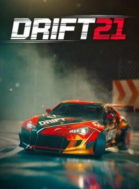 DRIFT21 Key Art