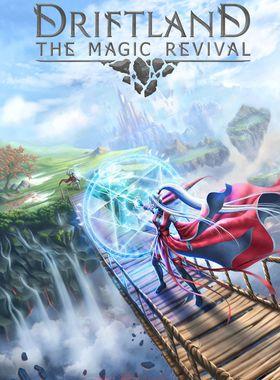 Driftland: The Magic Revival Key Art