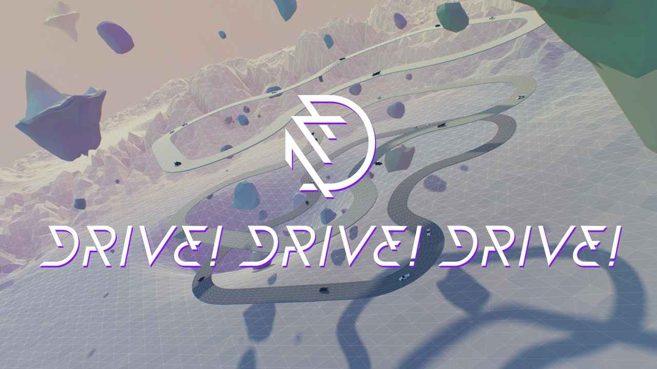 Drive!Drive!Drive! Background Image