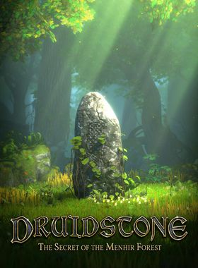 Druidstone: The Secret of the Menhir Forest Key Art