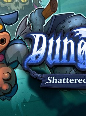 Dungelot: Shattered Lands Key Art