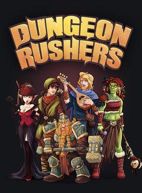 Dungeon Rushers Key Art