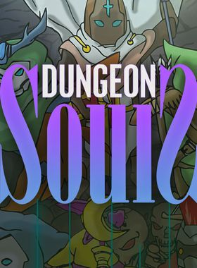 Dungeon Souls Key Art