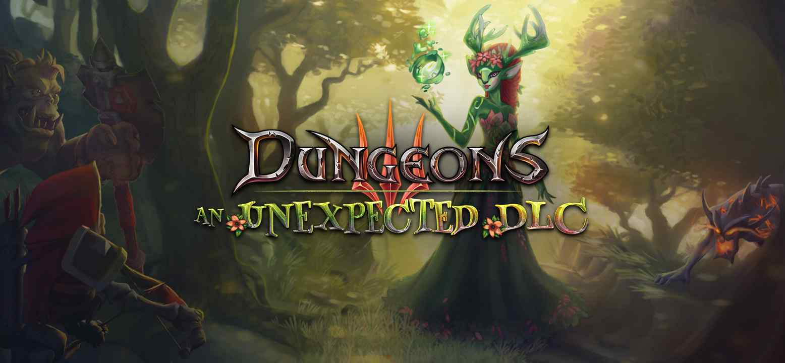 Dungeons 3 - An Unexpected