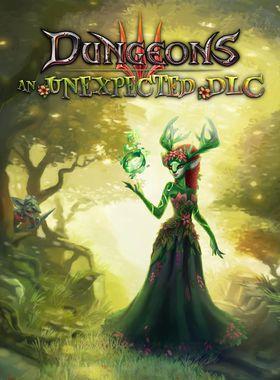 Dungeons 3 - An Unexpected Key Art