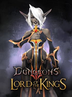 Dungeons 3 - Lord of the Kings Key Art