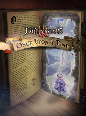 Dungeons 3 - Once Upon A Time Key Art