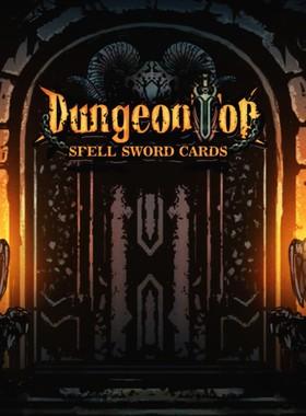 DungeonTop Key Art