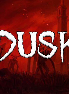 DUSK Key Art