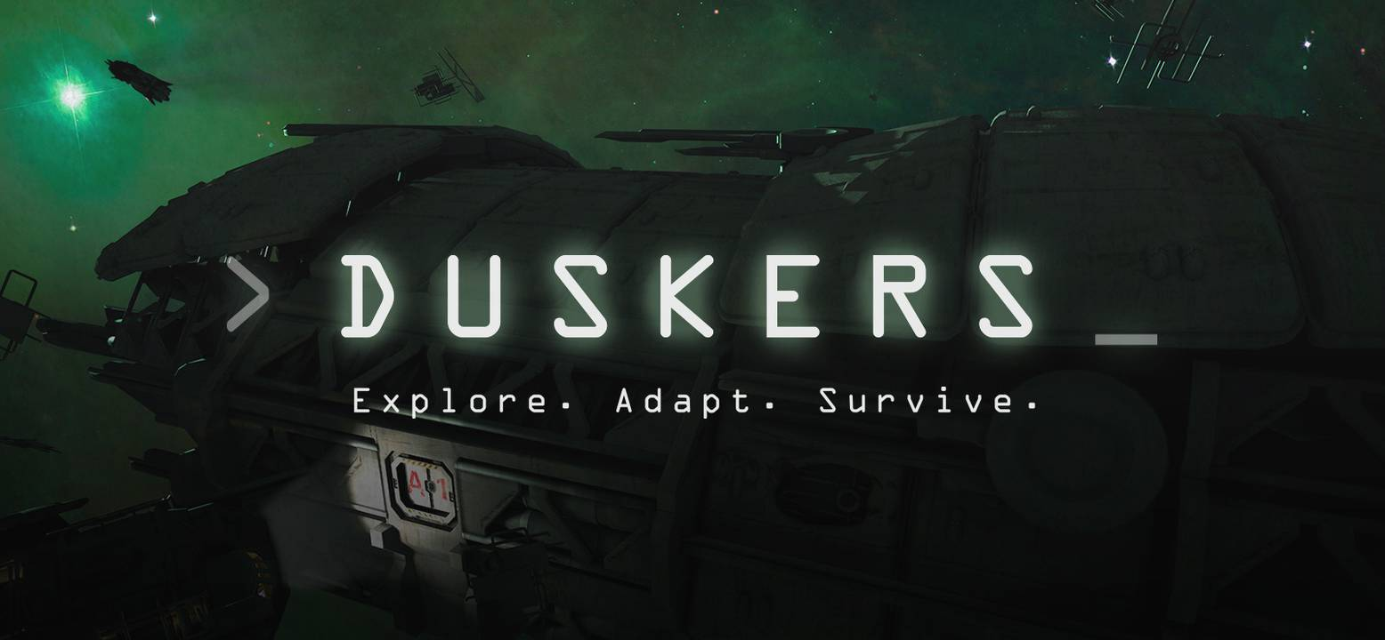 Duskers Background Image