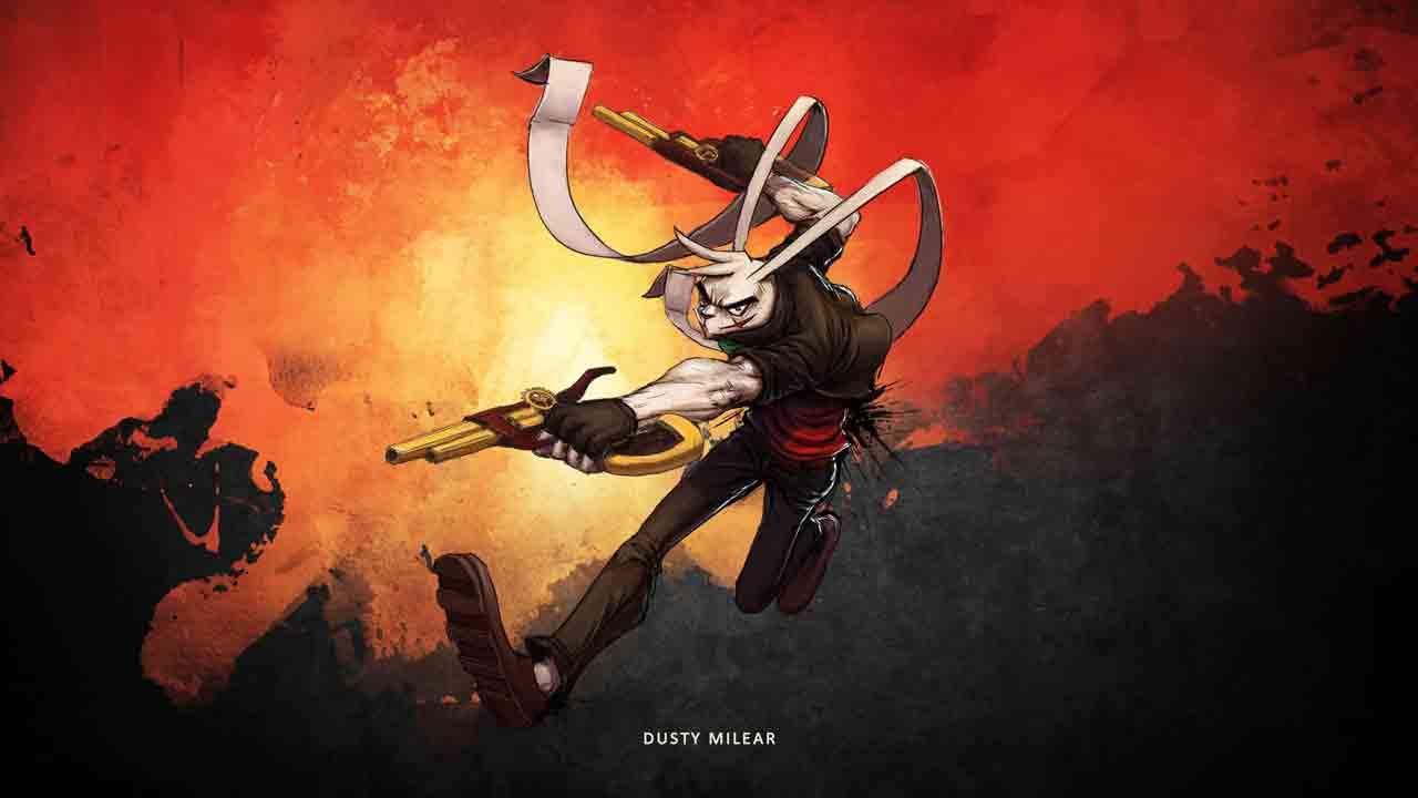 Dusty Revenge Background Image