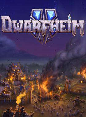 DwarfHeim Key Art