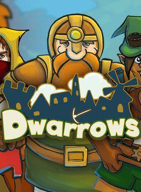 Dwarrows Key Art