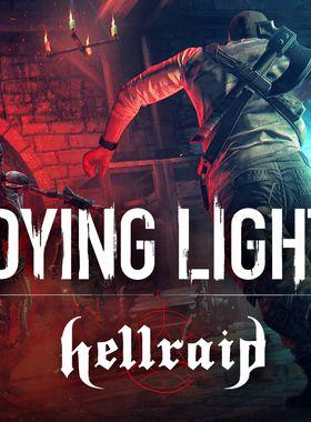 Dying Light - Hellraid Key Art