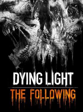 Dying Light: The Following Key Art