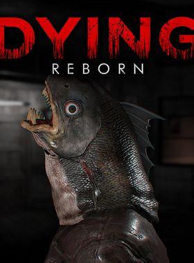 DYING: Reborn Key Art