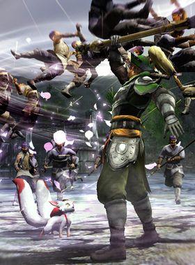Dynasty Warriors 8 Key Art