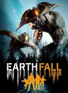 Earthfall Key Art