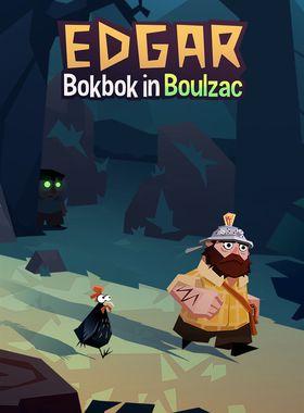 Edgar - Bokbok in Boulzac Key Art