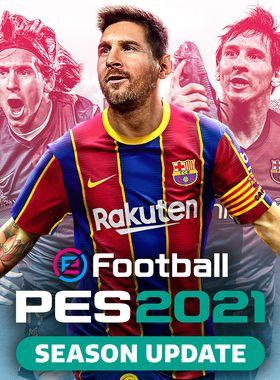 eFootball PES 2021 Key Art