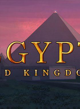 Egypt: Old Kingdom - Master of History Key Art