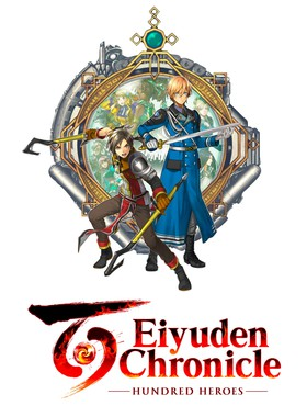 Eiyuden Chronicle: Hundred Heroes Key Art