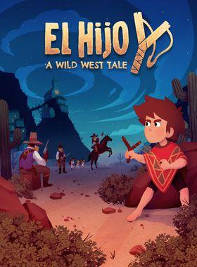 El Hijo - A Wild West Tale Key Art