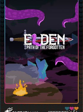 Elden: Path of the Forgotten Key Art