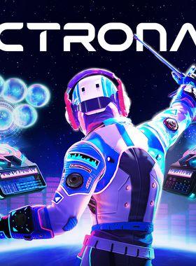 Electronauts - VR Music Key Art