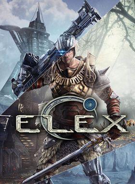 ELEX Key Art
