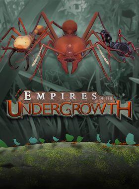 Empires of the Undergrowth Key Art