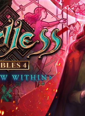 Endless Fables 4: Shadow Within Key Art