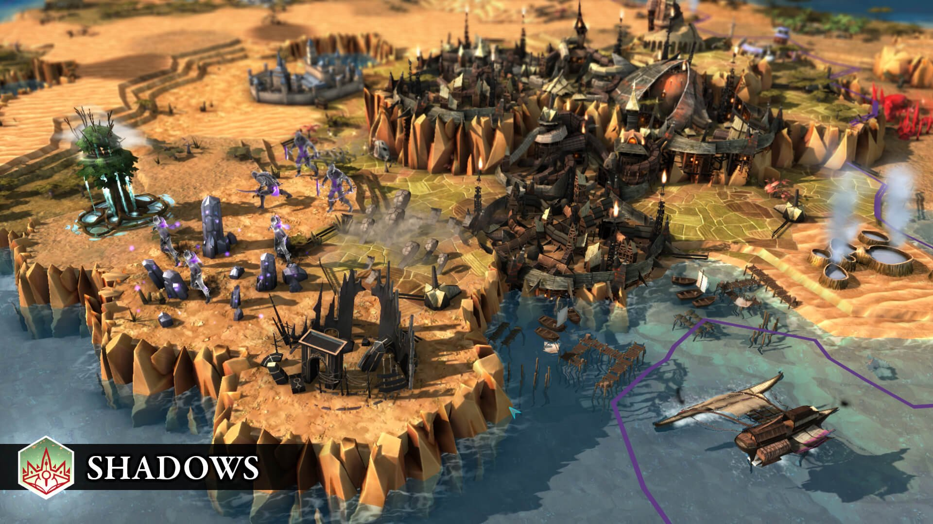 Endless Legend - Shadow Video