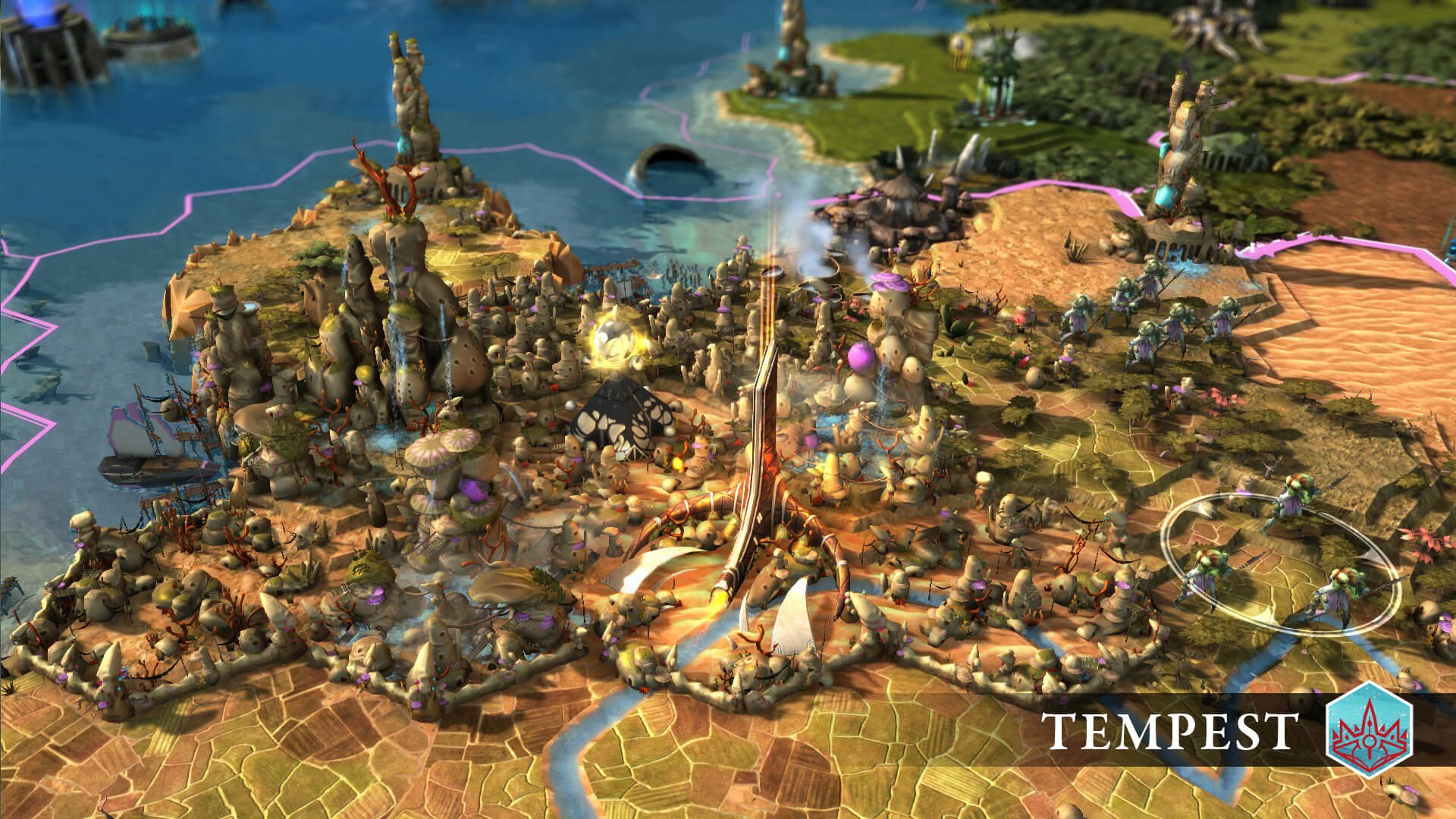 Endless Legend - Tempest